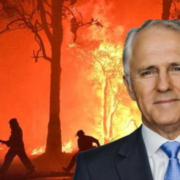 Malcolm Turnbull blames Coalition climate deniers for his downfall as PM