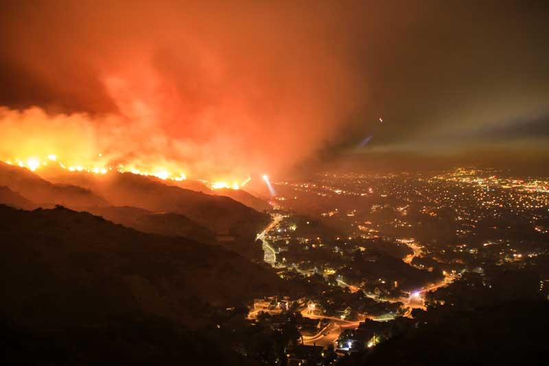 Bushfires centre of first parliament week