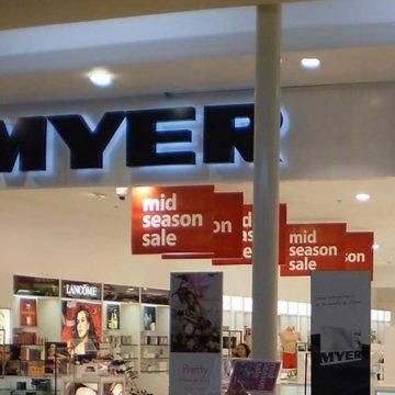 Coronavirus: Myer closes all Australian stores in the wake of COVID-19 crisis