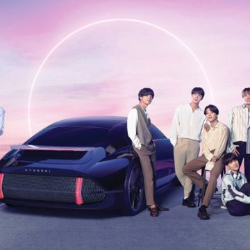 Korean Boyband BTS partners with Hyundai in new Ioniq EV brand