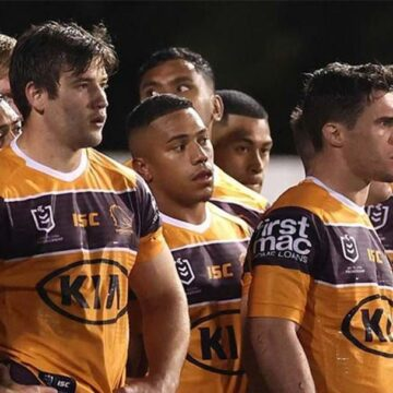 Broncos claim first NRL wooden spoon after loss to Cowboys