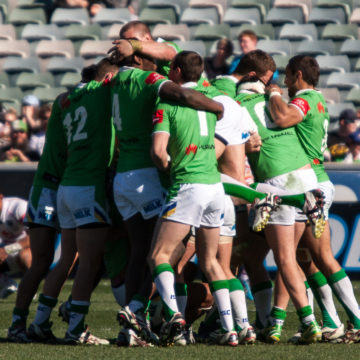 Huawei quits as Canberra Raiders' major sponsor