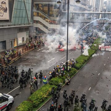 Protesters arrested in Hong Kong due to rally vs postponed elections