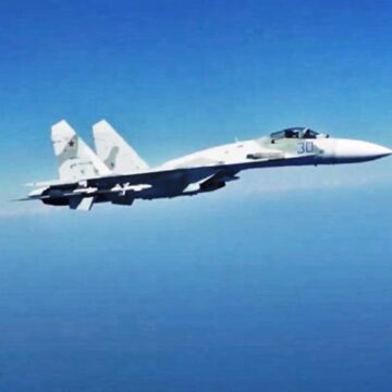 NATO: Russian jet violated airspace while intercepting US B-52 bomber