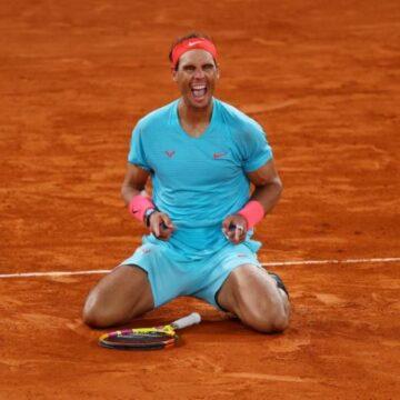 Rafael Nadal wins French Open over Novak Djokovic, ties Roger Federer majors record