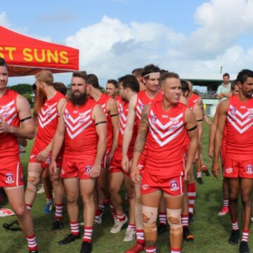 Yeppoon Swans win 89th game in a row to claim Australian Rules record for most consecutive wins ever
