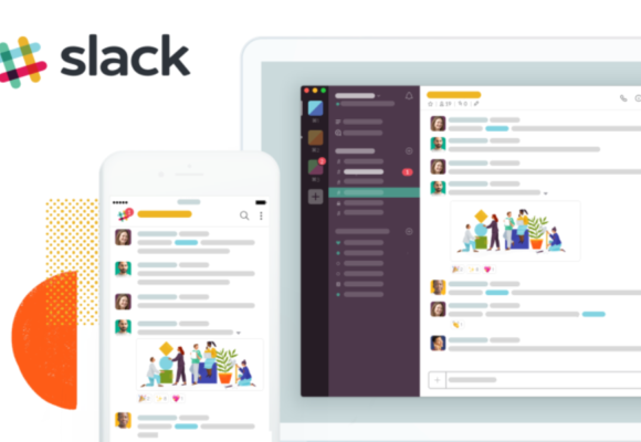 Slack stock spikes on reports of Salesforce deal