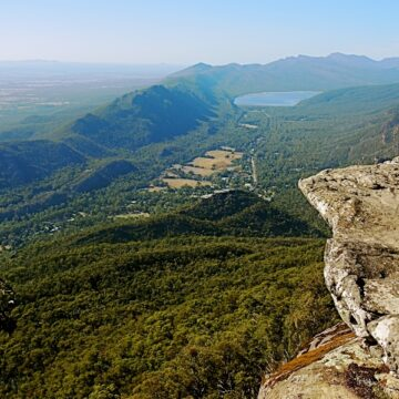 Woman dies trying to take photo at edge of 262-foot cliff in Victoria
