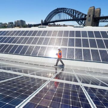 Australian green energy project could provide nearly all of Singapore's electricity