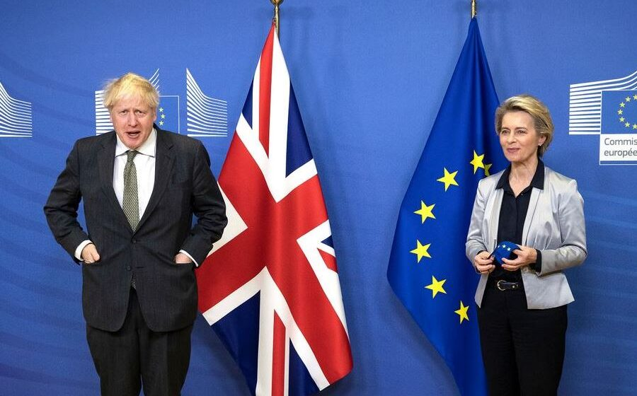 UK looks to 'special relationship' with EU post-Brexit