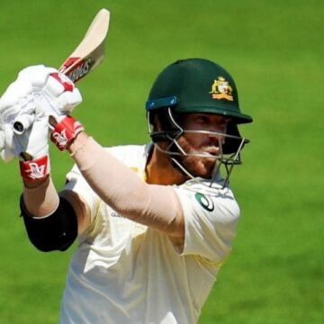 If David Warner is passed fit for the second Test Travis Head could lose his place