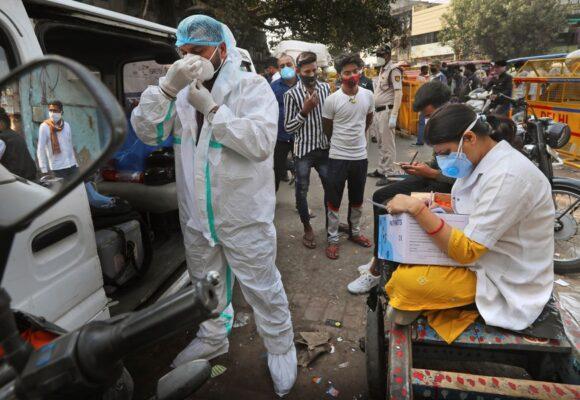 India begins world's biggest Covid-19 vaccine drive
