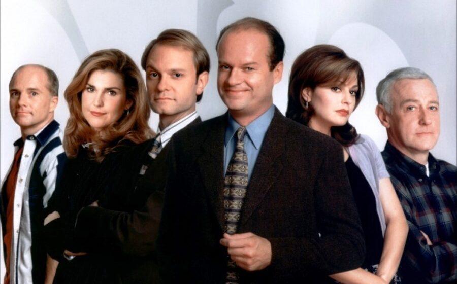 Hit TV show 'Frasier' is making a comeback 'Frasier' is back in streaming revival
