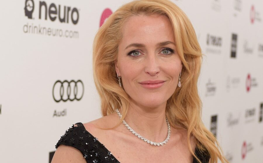 Gillian Anderson cast as Eleanor Roosevelt on Showtime's The First Lady