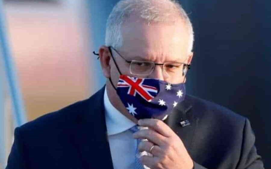 PM Scott Morrison:  Government 'will not be intimidated' by Facebook news ban