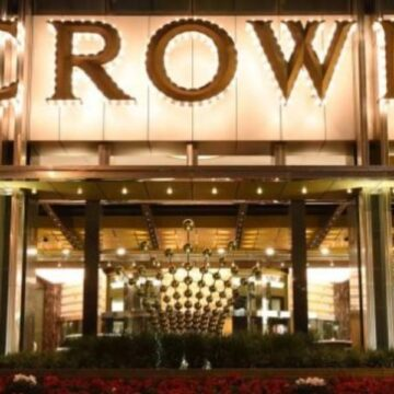 Crown receives $8 billion private equity takeover offer from Blackstone