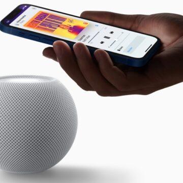 Apple discontinues the original HomePod smart speaker for HomePod mini