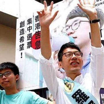 UK unveils $59M fund to support Hong Kongers as protest leader Nathan Law granted asylum
