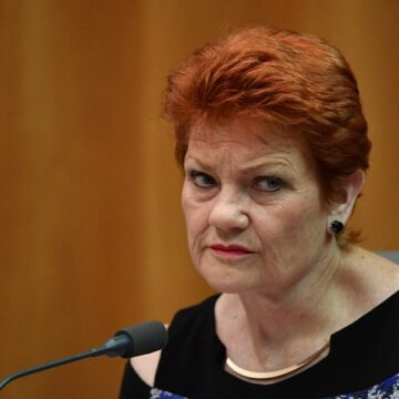 Hanson asks property investors to go rural
