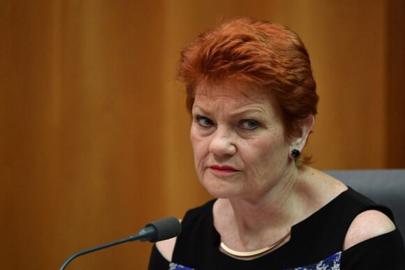 Hanson asks property investors to go rural