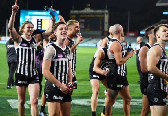 AFL officially rejects Port Adelaide's Prison Bar request amid Pies furore