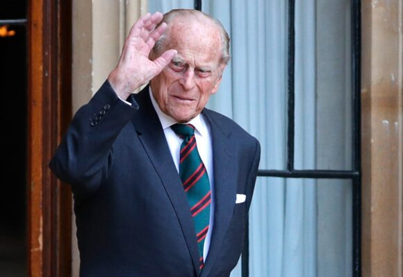 Prince Philip, Queen Elizabeth's longtime consort, will be laid to rest in low-key ceremony