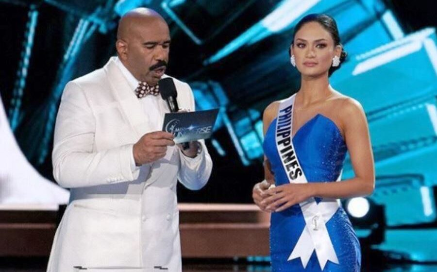 Steve Harvey says 2015 Miss Universe mix-up was 'the worst week' of his career