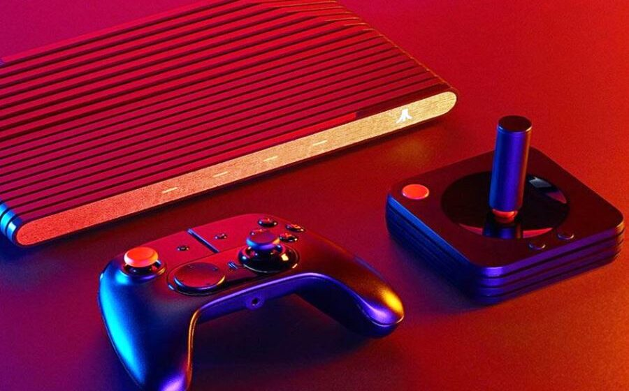 Atari VCS console set to arrive later this month
