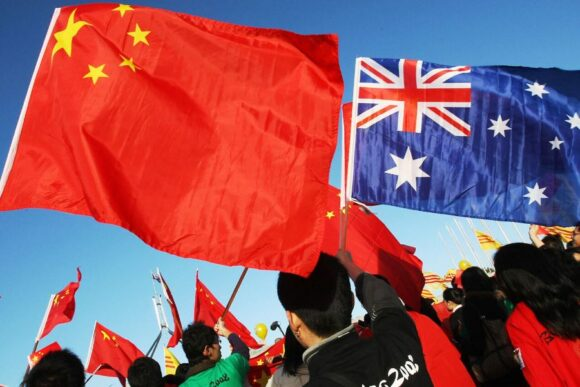 China's war of words against Australia intensifies with new threat to reduce iron ore imports