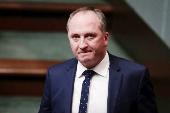 Barnaby Joyce is the new leader of Nationals after defeating Michael McCormack in spill