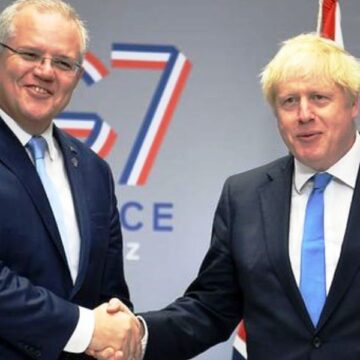 Aus-UK FTA 'the most comprehensive deal' Australia has ever done outside of NZ