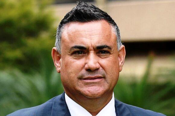 Friendlyjordies producer charged with stalking NSW Deputy Premier John Barilaro