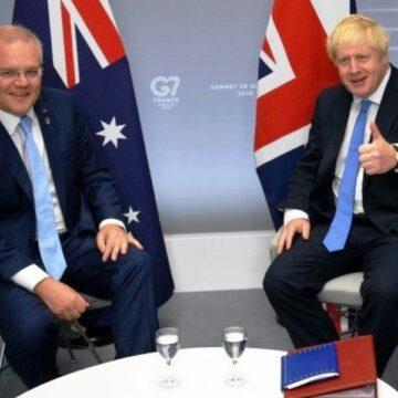Australian farmers back UK trade agreement