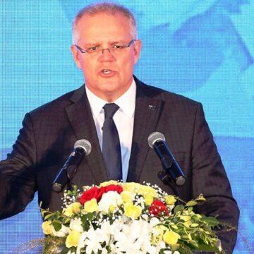 Scott Morrison says G7 leaders back Australia's stand over China