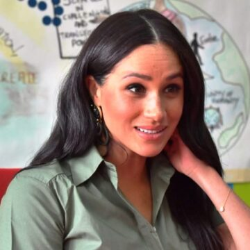 Duchess Meghan on her book: The story I wrote could really be your story