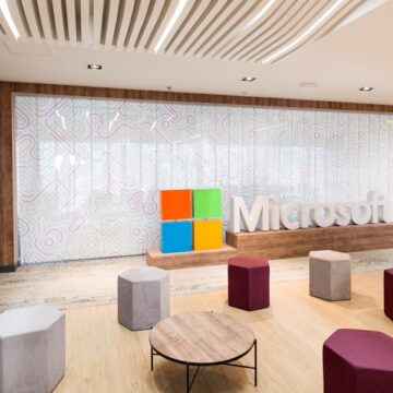 Microsoft employees slept in data centers during pandemic lockdown, exec says