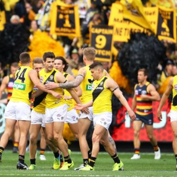 Tigers aren't out of AFL premiership contention, but they're making the task hard for themselves