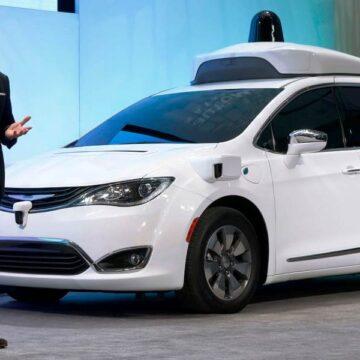 Alphabet's self-driving car company Waymo announces $2.5 billion investment round