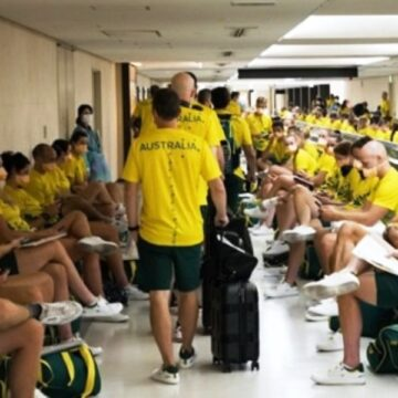 Athletes test positive for COVID-19 in Tokyo ahead of Olympic Games Opening Ceremony