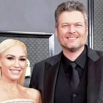 Gwen Stefani and Blake Shelton marry over Independence Day weekend