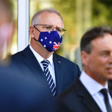 Morrison's approval rating slips amid criticism of COVID-19 response, according to latest Newspoll