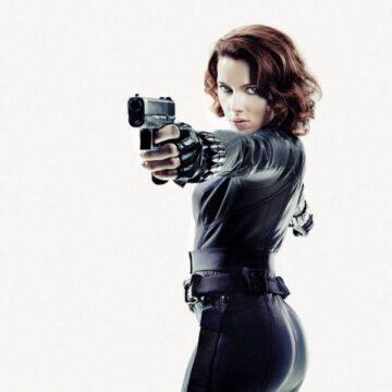 Scarlett Johansson sues Disney for releasing 'Black Widow' in theaters and on Disney+