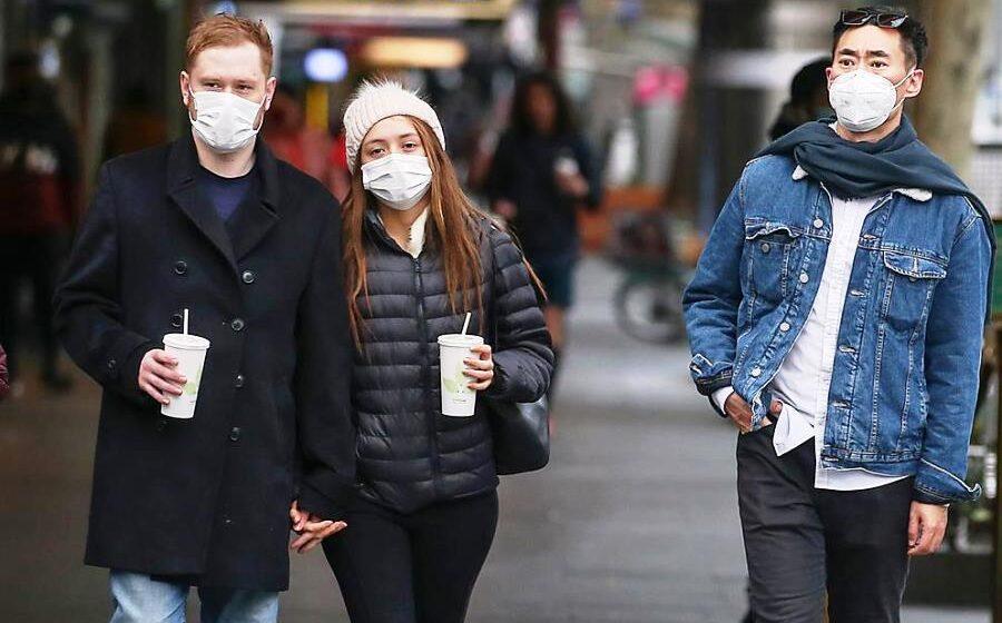 Indoor masks back in Victoria as virus spreads