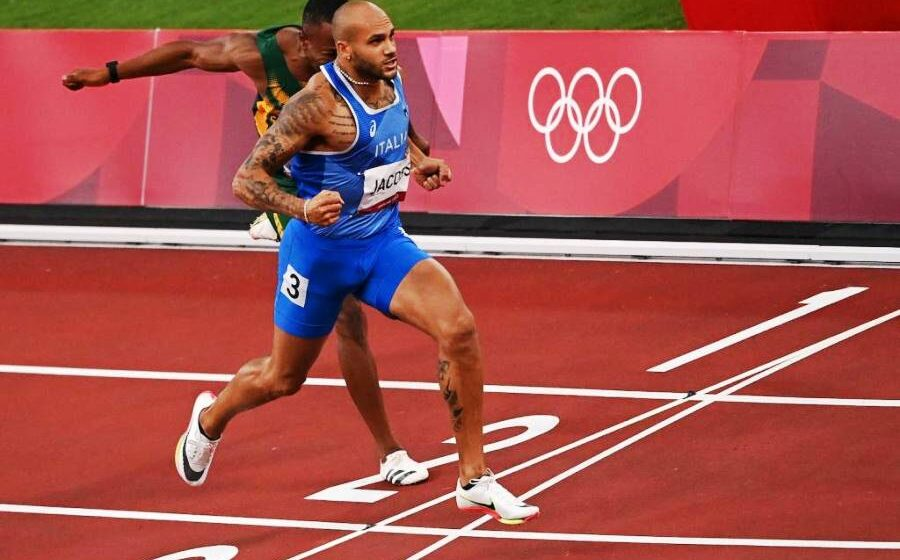 Italy's Lamont Marcell Jacobs claims shock 100m gold