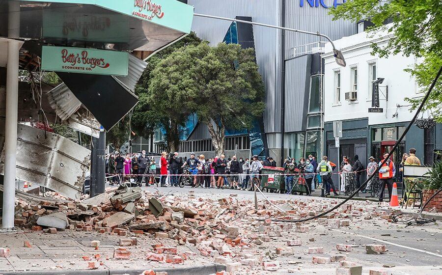 Melbourne earthquake rattles southeast Australia